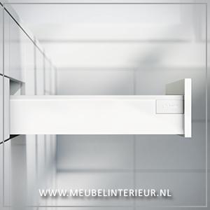 Blum Tandembox antaro lade met front