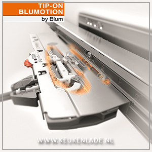 Blum MOVENTO TIP-ON en BLUMOTION